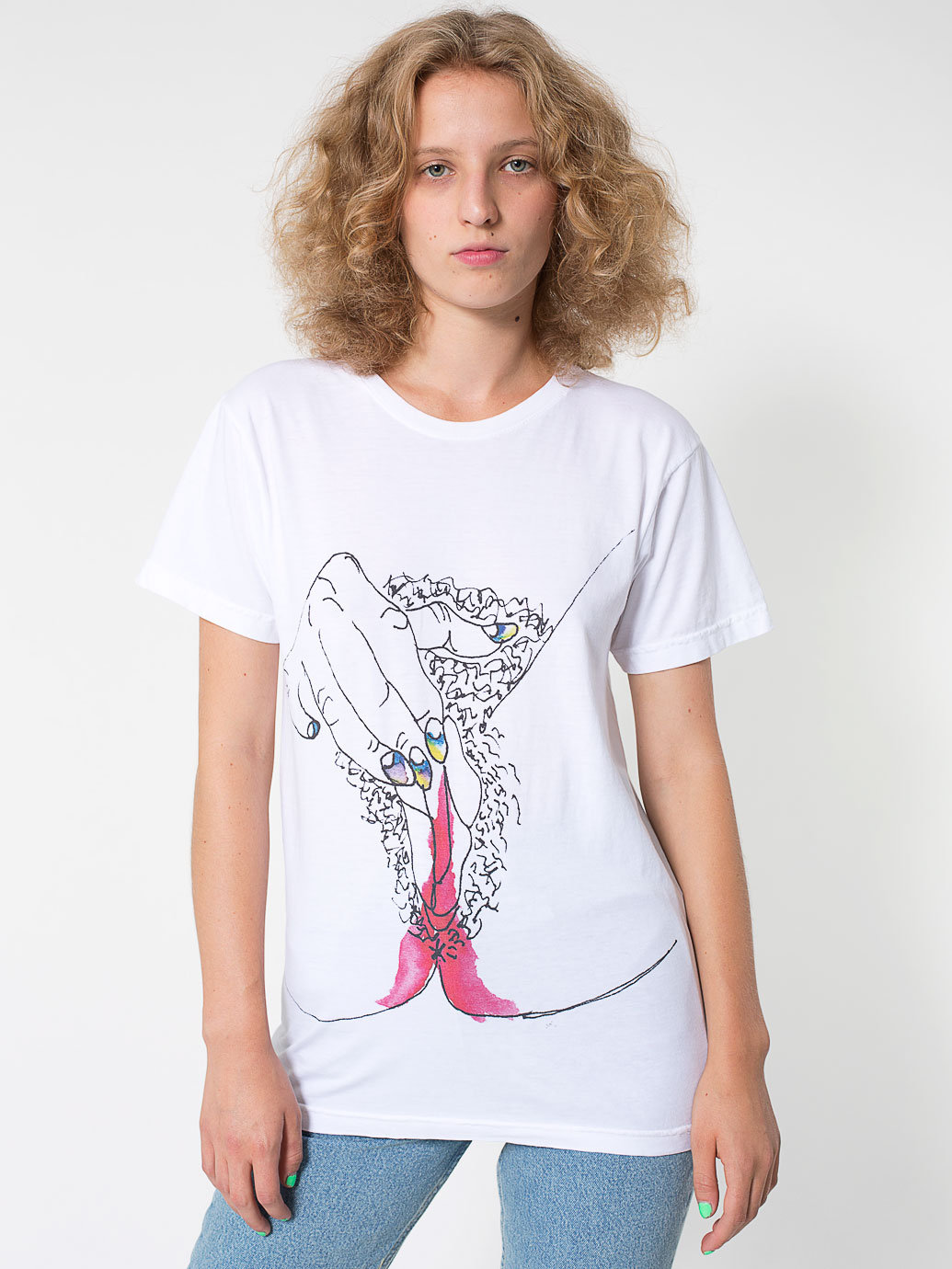 Le t-shirt menstruel period power
