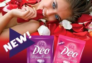 Bonbon Deodorant