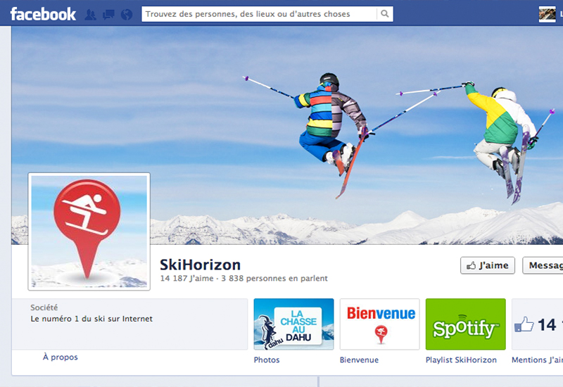 ski horizon facebook