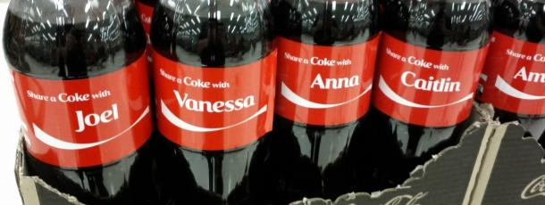 coca cola personnalisé