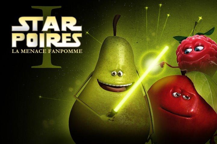 parodie pub star wars