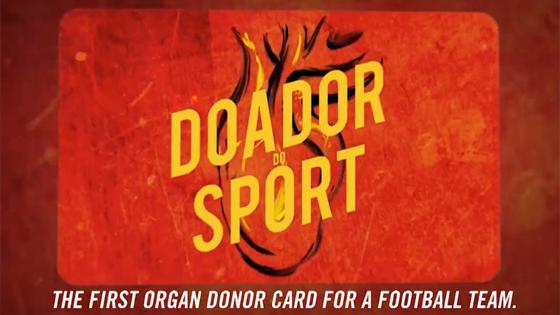 Donneur d'organnes et supporter du Recife