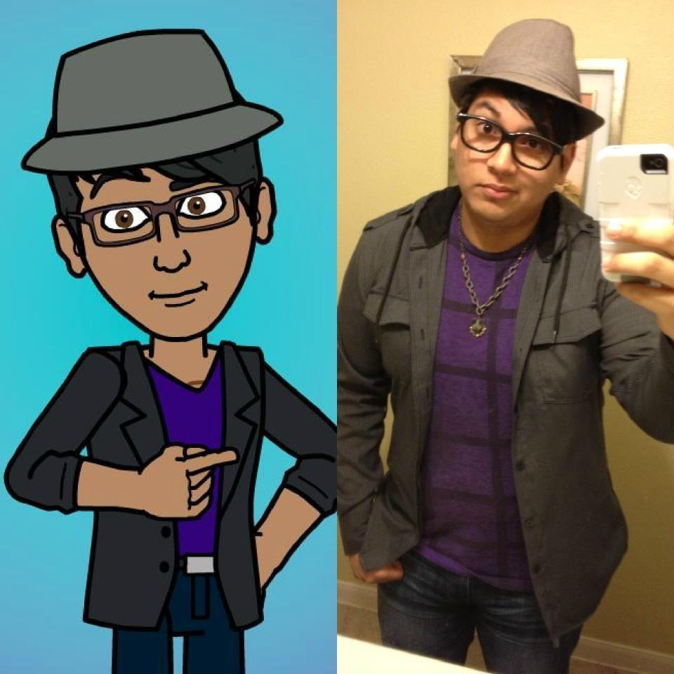 bitstrips personnage ressemblant