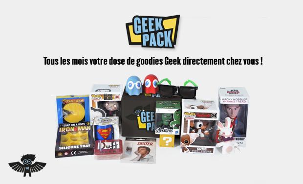 geek pack