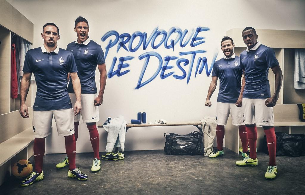 maillot EDF bresil 2014
