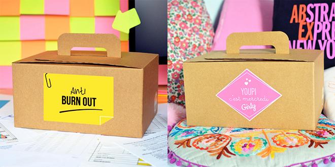 box popcase