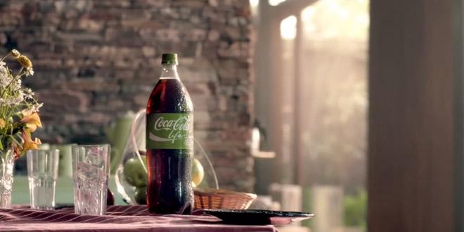 coca coca vert