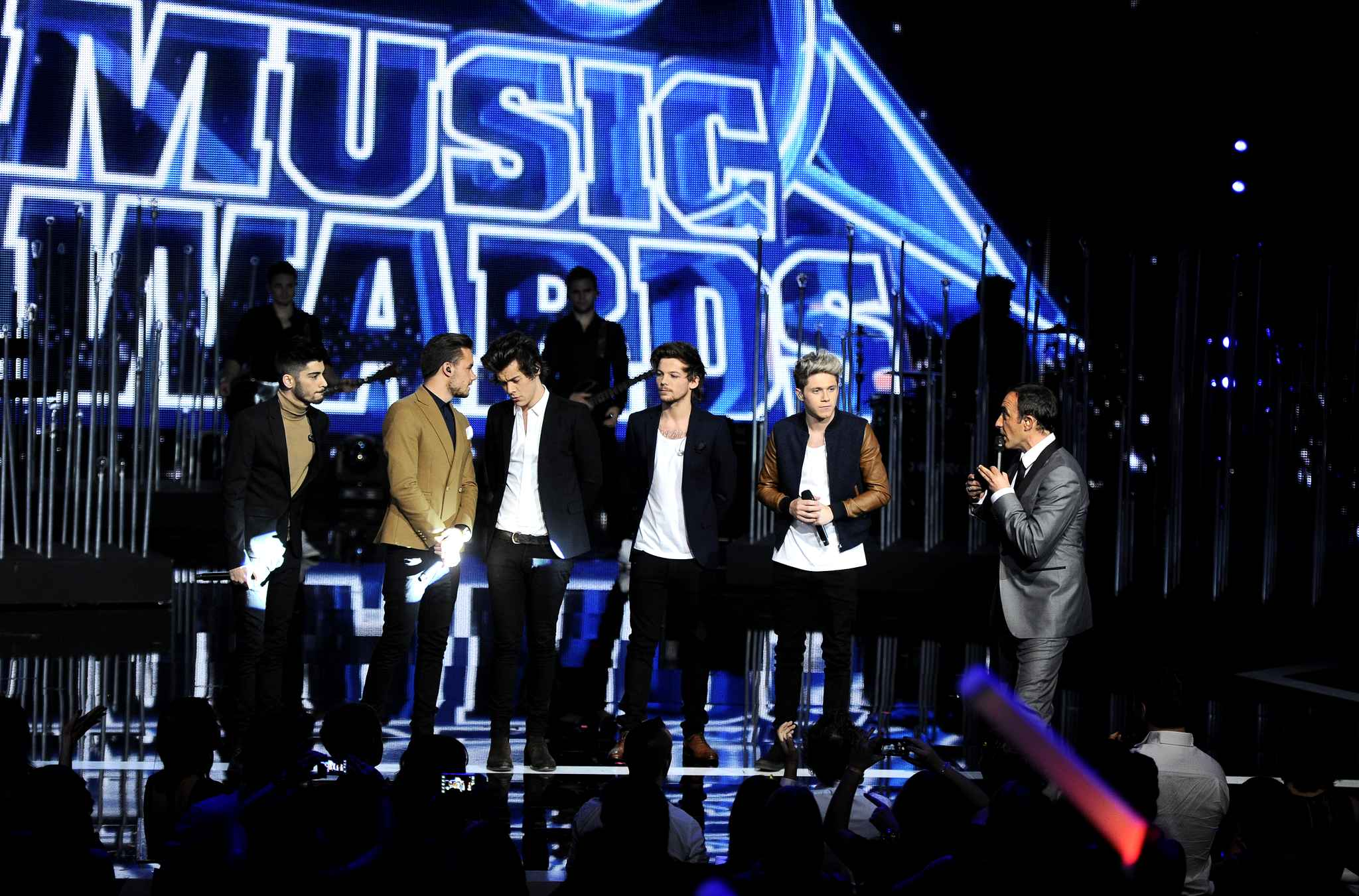 nrj music awards one direction