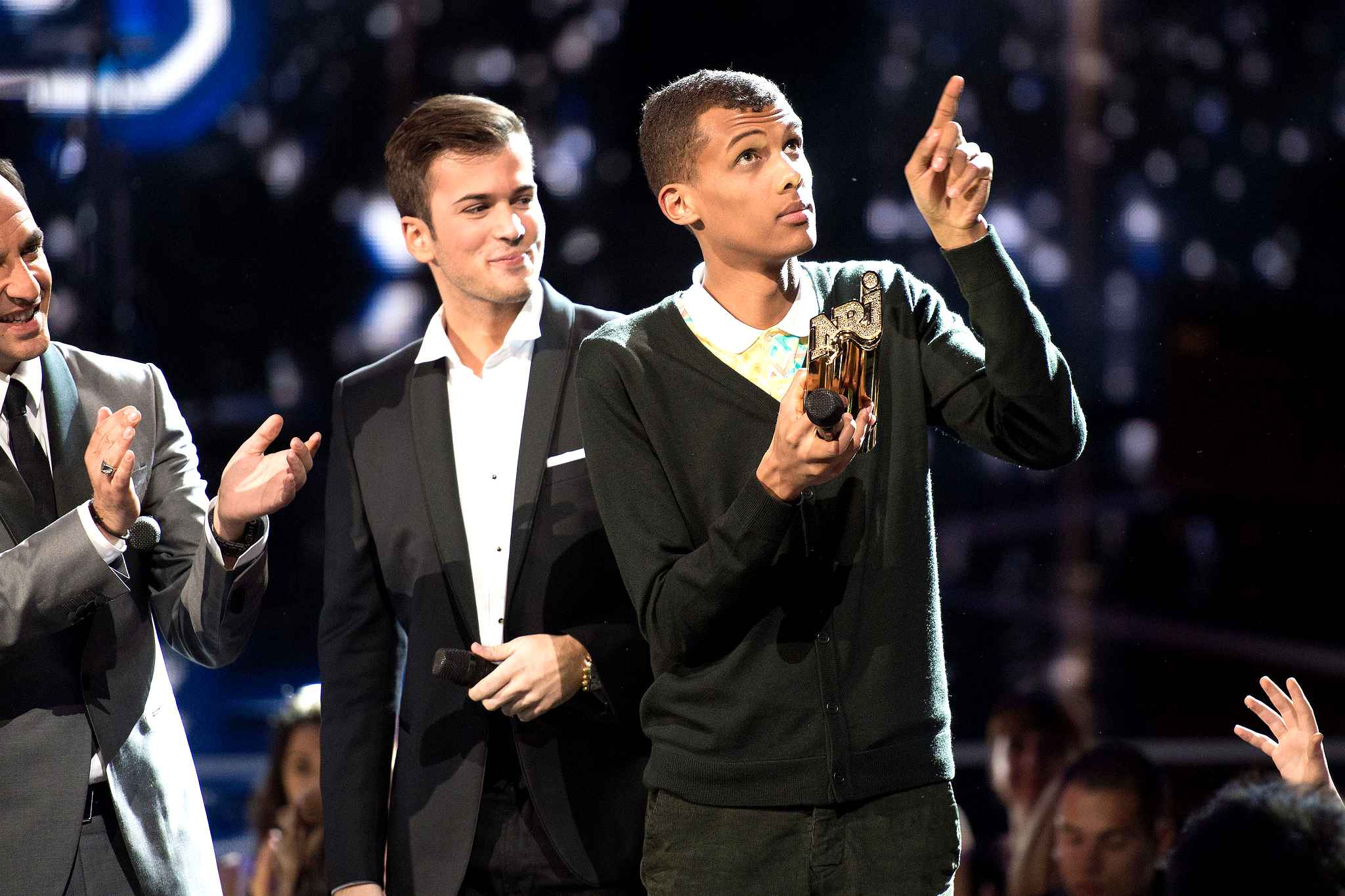 stromae nrj music awards 2014
