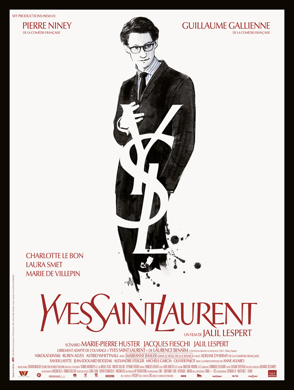 Yves Saint Laurent le film