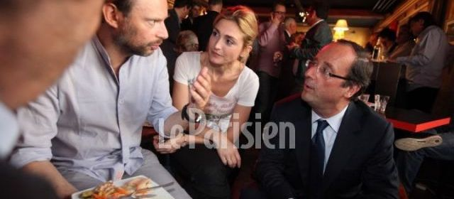 photo julie gayet francois hollande