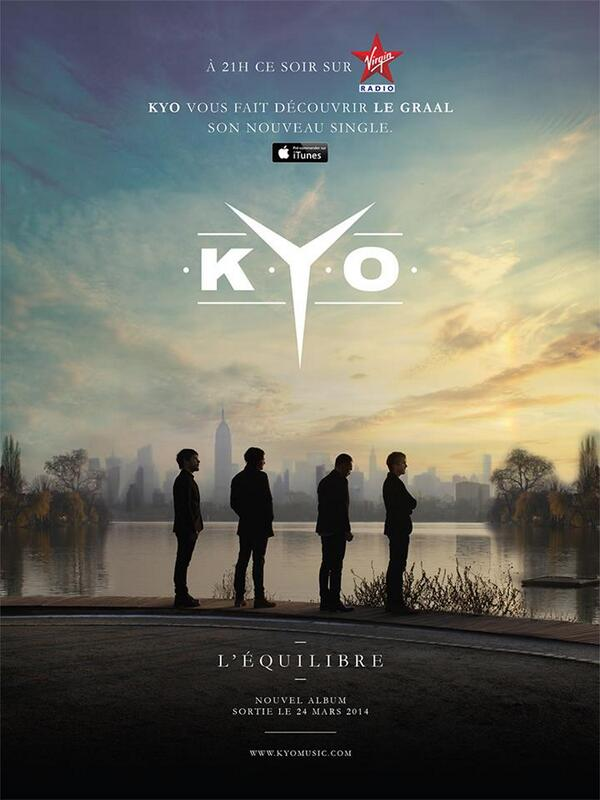 nouvel album de kyo