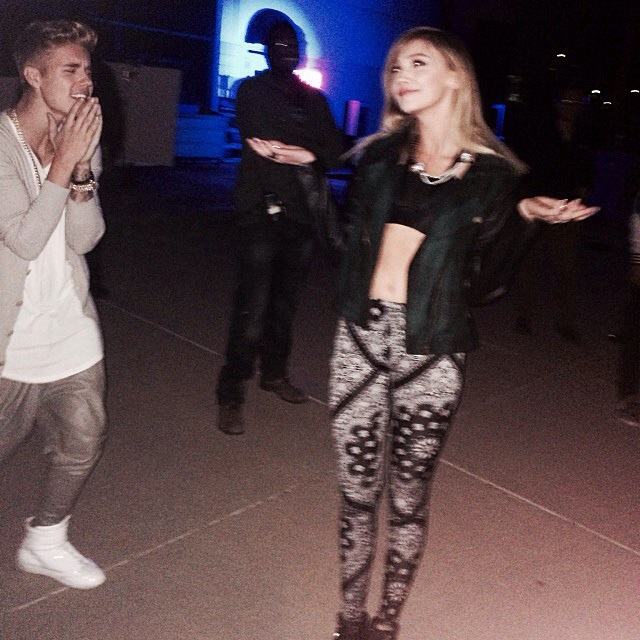 Cailin Russo justin bieber