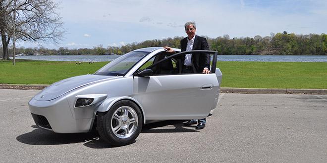 Elio Motors concept