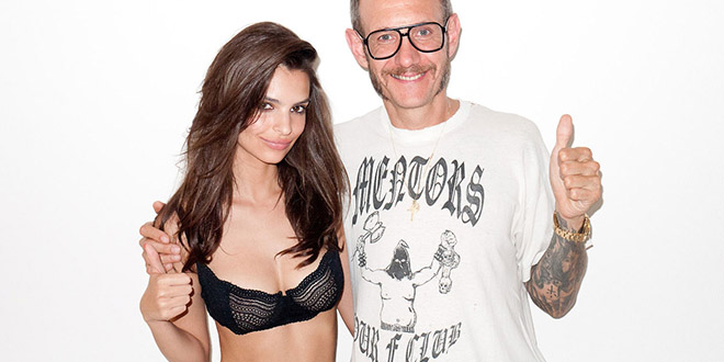 Emily Ratajkowski terry richardson