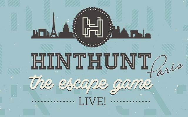 HintHunt le nouveau jeu parisien Live Escape Game Enfermés dans une pièce