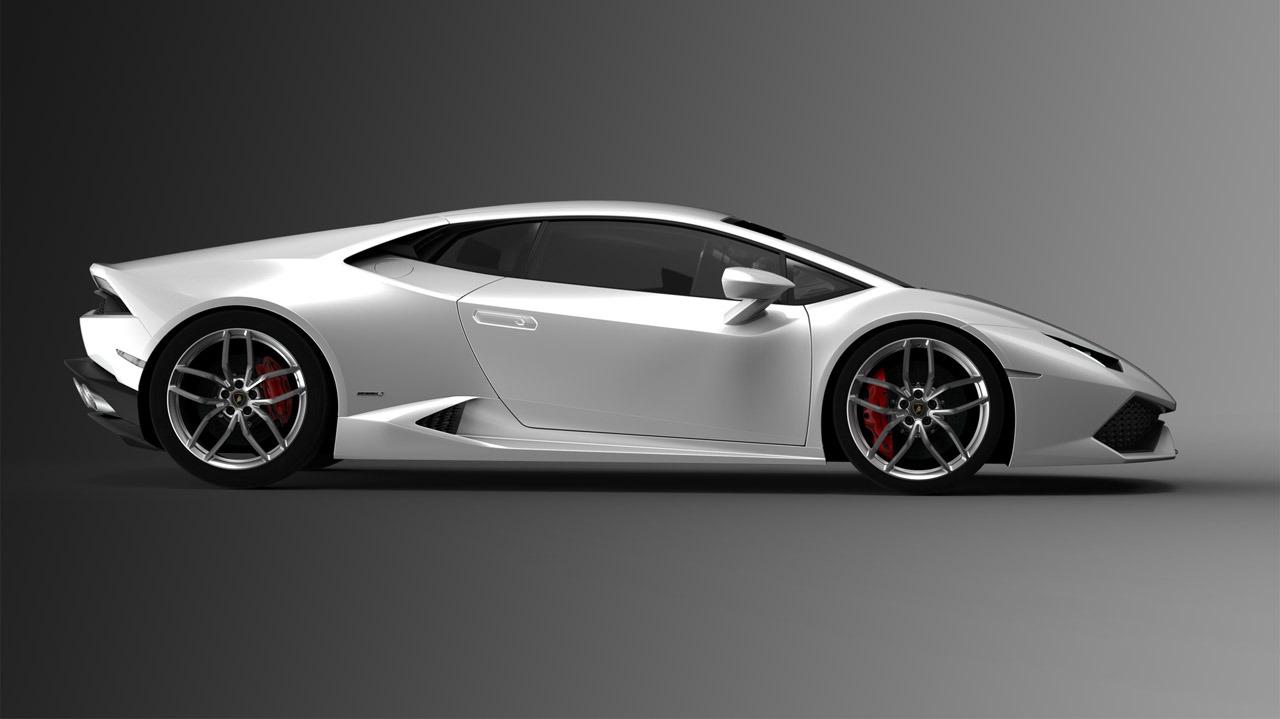 Lamborghini nouveau modele huracan 2015