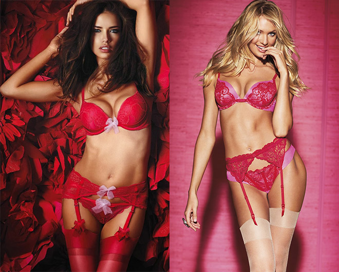 collection st valentin victoria secret anges sexy