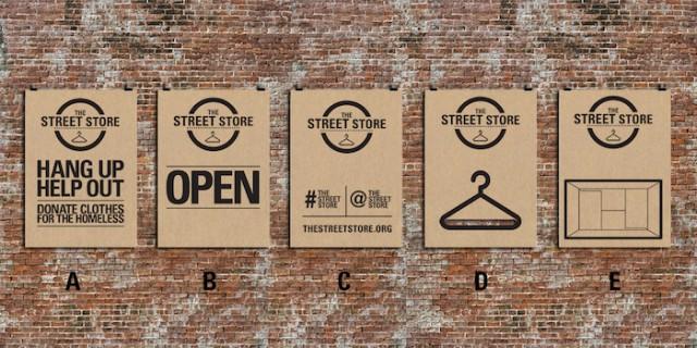 un concept store insolite a ciel ouvert pour les sdf
