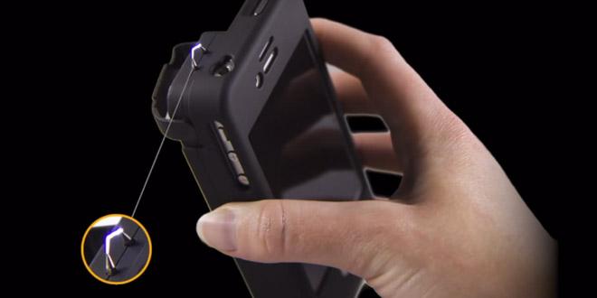 coque smartphone pour se defendre