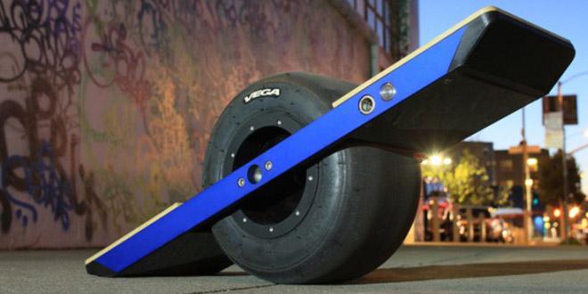 kickstarter one wheel skate