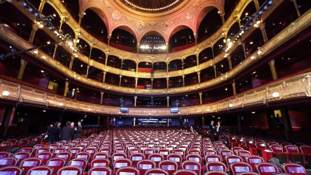 liste des nommiones au cesars theatre du chatelet 2014