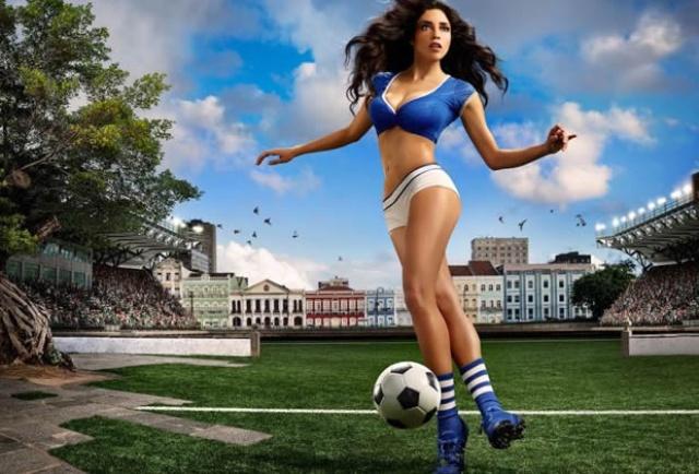 Sexy Du Calendrier Foot Mondial De Le 2014