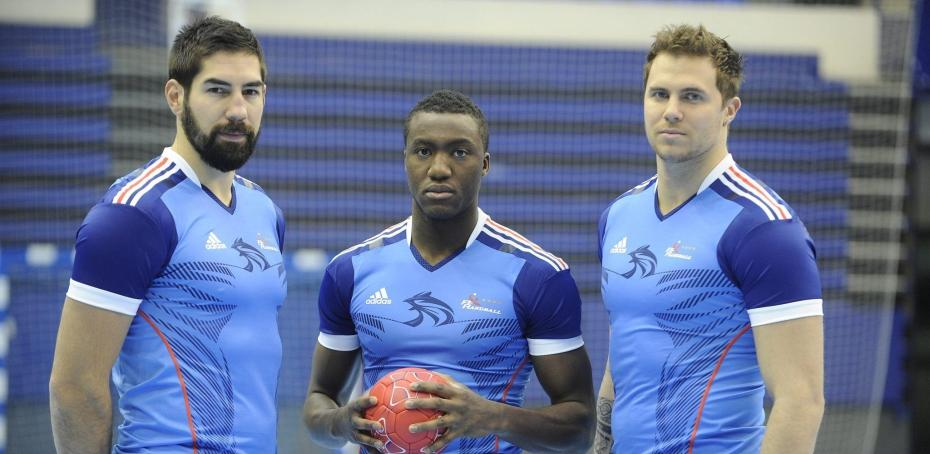 l'equipe de france de handball championne d'europe