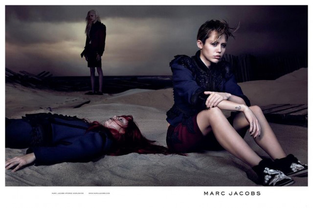 miley cyrus marc jacob