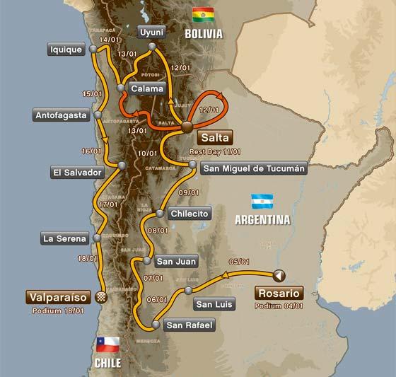 darka 2014 36 edition course moto camion auto argentine bolivie chili rallye raid .3jpg