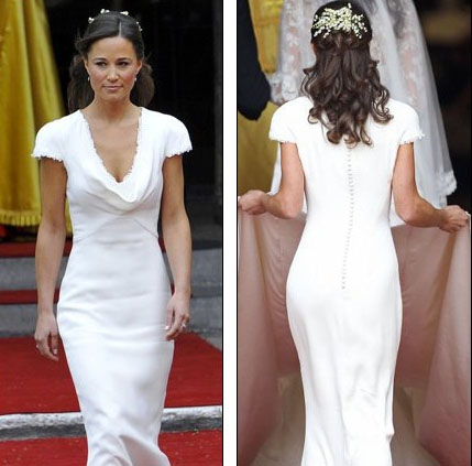 pippa middleton fesses