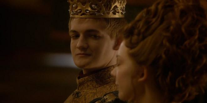 roi joffrey GOT saison 4