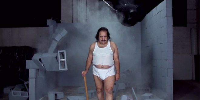 ron jeremy star x miley cyrus wrecking ball