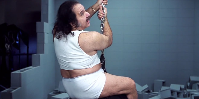 ron jeremy star x wrecking ball