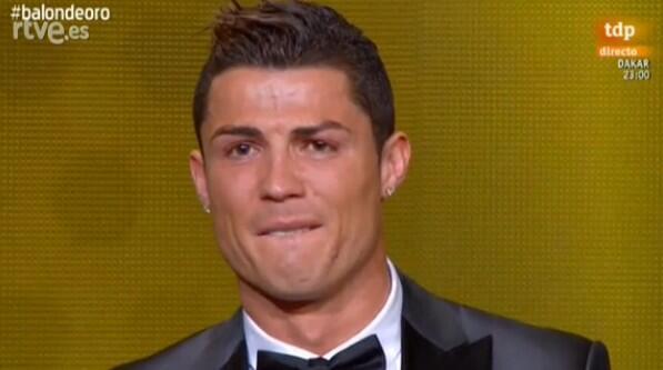 ballon d'or 2013 résultats cristiano ronaldo meilleur joueur de l'année