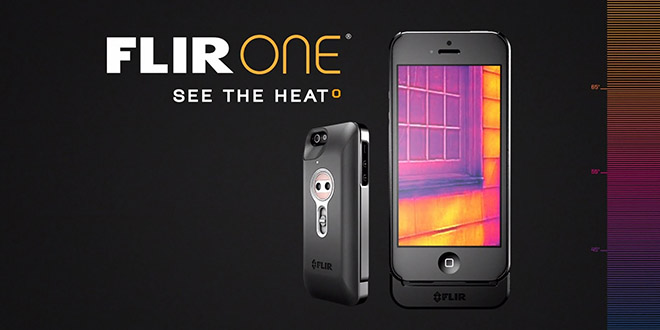 seet the heat flir one