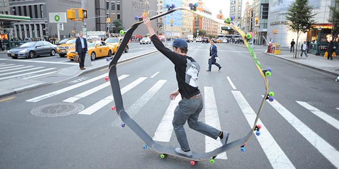 skate accroche grande roue