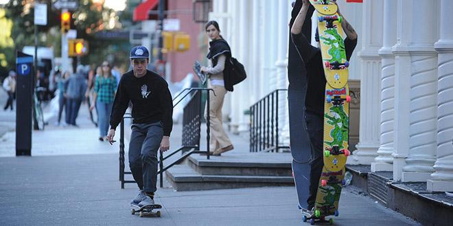 skate en roue