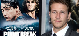 Luke Bracey point break keanu reeves