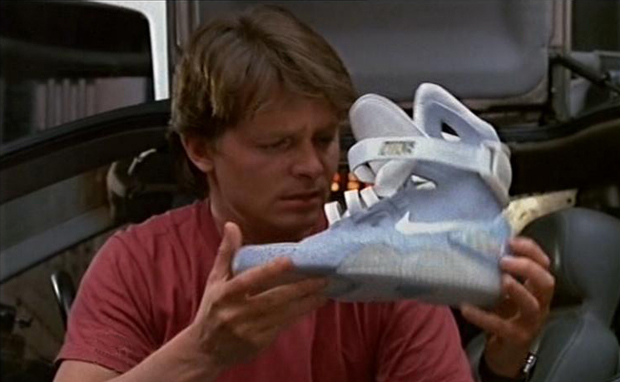 Baskets Marty McFly