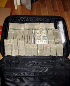 villa baron drogue mexique dollars