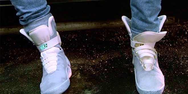 Baskets Nike de Marty McFly