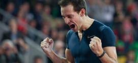 Record du monde pour le français Renaud Lavillenie