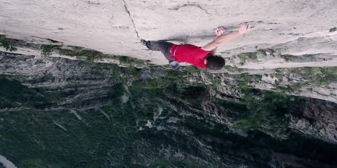 alex honnold escalade grimper solo integral