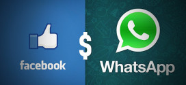 aquisition whatsapp facebook rachat