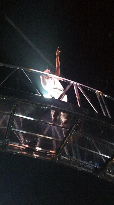 Concert Drake Bercy