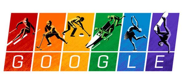 doodle google ouverture sotchi 2014 jo jeux d'hiver gay friendly russie homosexualite