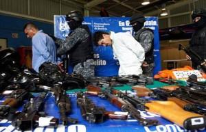 trafiquants drogue arme mexique