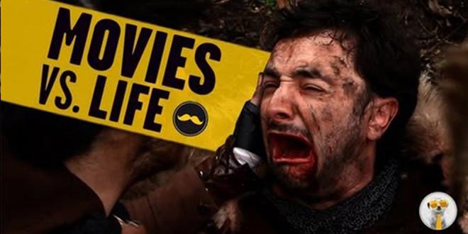 La nouvelle vid o de suricate film vs r alit for Bureau youtubeur