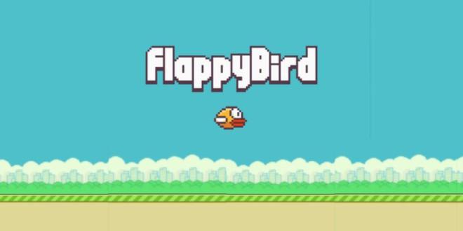 flappy Bird retiré des plates-formes de telechargement par son createur